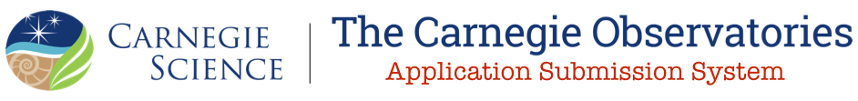 Carnegie Observatories Job Applications